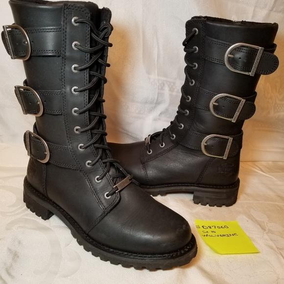 44e183aa346a Harley-Davidson Shoes - Women s Harley Davidson boots size 10